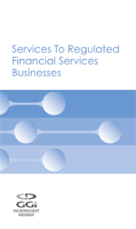 Services To Regulated Financial Services Businesses